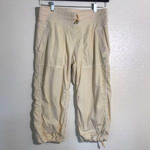 Lululemon dance studio cropped pants size 6